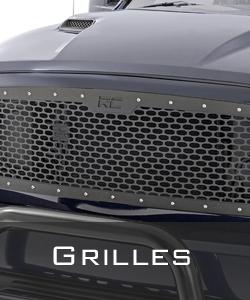 truck grills