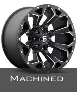 machined truck wheels