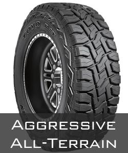 Aggressive All Terrain