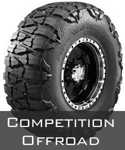 competition offroad tires